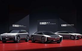 Honda đồng loạt công bố 5 xe mới: 3 SUV, 1 coupe, 1 GT, có mẫu cạnh tranh VinFast