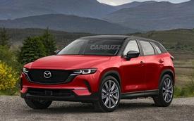 Mazda CX-50 dự kiến vay mượn nhiều từ Mazda3, có phiên bản mạnh 250 mã lực