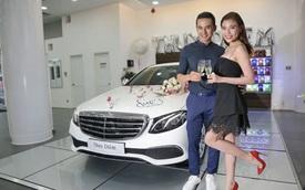 Soi dàn xe của vợ chồng Lương Thế Thành - Thúy Diễm: 4 xe tới từ 4 thương hiệu, chiếc mới xuất hiện là chiếc đắt nhất