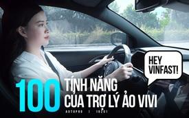 Thử nghiệm thực tế trợ lý ảo ViVi trên VinFast VF e34: Tự động điều khiển tính năng trong xe, trả lời nhiều câu hỏi khó, hiểu giọng vùng miền