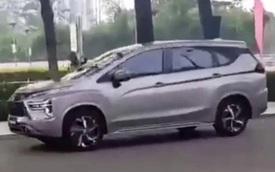 Mitsubishi Xpander 2022 lộ diện, thay đổi nhiều thiết kế để tăng thêm sức hấp dẫn khi về Việt Nam