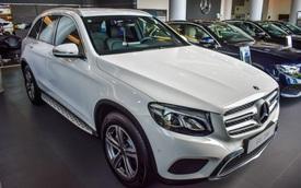 Hàng loạt Mercedes-Benz GLC bị triệu hồi tại Việt Nam