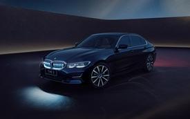 BMW 3-Series sắp có phiên bản 'lấp lánh': Nhiều trang bị nhưng mê nhất là lưới tản nhiệt và cần số phát sáng