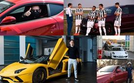 Chẳng cần Cristiano Ronaldo, Juventus vẫn có bộ sưu tập xe siêu khủng khiến bao người phải 'lóa mắt'