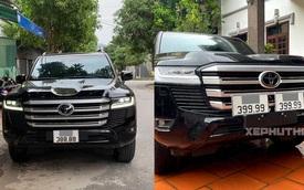 Loạt biển số cực đỉnh trên Toyota Land Cruiser tại Việt Nam: Tứ quý, số gánh, số tiến đủ cả