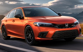 Ra mắt Honda Civic Si 2022 - Xe Nhật lái hay nhưng khó mua với dân chơi Việt