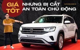 Khám phá Volkswagen Teramont vừa ra mắt Việt Nam: Có cái hay cho fan xe Đức, chống chỉ định tín đồ công nghệ