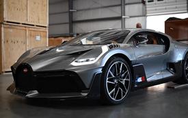Fun Facts: Mua Bugatti Divo giá 5,8 triệu USD và đây là cách hãng 'ship' xe tới tay bạn