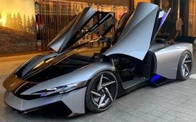 Mẫu siêu xe tuyệt đẹp có công suất gây 'choáng' khiến Lamborghini, Ferrari 'thất thần' - Nguồn gốc của chiếc xe lại rất khó tin!
