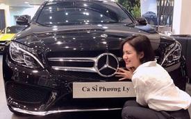 Kỷ niệm ngày Sài Gòn mở cửa, ca sĩ Phương Ly khoe từng khoảnh khắc dạo phố cùng Mercedes-Benz C 300 AMG