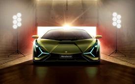 Fun Facts: Siêu tụ điện - 'Bí mật công nghệ' trên Lamborghini Sián FKP 37 khác biệt thế nào với xe hybrid, xe điện thông thường