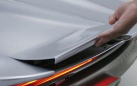 Fun Facts: McLaren lười thiết kế nên 'rạch' luôn vỏ xe để làm cánh gió cho Speedtail?