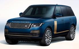 Range Rover tung 'bản vàng' siêu độc, giá quy đổi từ 4,6 tỷ nhưng đại gia Việt khó mà mua được