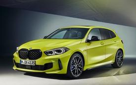 BMW 1-Series nâng cấp: Chạy đã hơn, ống xả 'phê' hơn