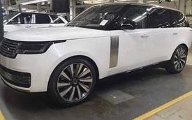 Range Rover đời mới lộ ảnh nóng ngay trước ngày ra mắt: Đèn hậu siêu đẹp