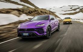 Lamborghini lại tăng trưởng kỷ lục, công đầu thuộc về hai siêu xe rất được đại gia Việt ưa chuộng