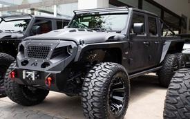 Đại lý tư nhân chào bán 'quái vật' Jeep độ 6 bánh tại Việt Nam: Giá hơn 6,8 tỷ đồng, món lạ cho giới đại gia