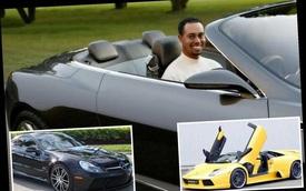 Sở hữu hơn 800 triệu USD, đại gia làng golf Tiger Woods mạnh tay sắm xe khủng, chuyên cơ và du thuyền, có chiếc hàng độc chỉ tặng không bán