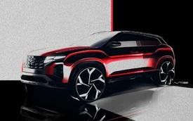 Hyundai Creta 2022 - SUV lỡ cỡ từng bán ế tại Việt Nam sắp trở thành 'tiểu Tucson'