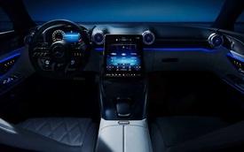 Mercedes-AMG SL hé lộ thêm nội thất trước ngày ra mắt tuần sau