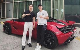 Thực hư chuyện cựu nhóm trưởng HKT mua siêu xe McLaren 720S Spider giá 20 tỷ