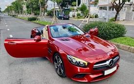 Bán Mercedes-Benz SL400 chạy lướt, đại gia công khai: 'Mua mới gần 7 tỷ, giờ bán 3,2 tỷ đồng'