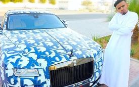 Bộ sưu tập xe khủng của rich kid giàu nhất Dubai: Đã toàn Rolls-Royce lại còn dán decal đắt khét của Supreme, LV
