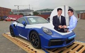 Từng 'ở ẩn' khỏi giới chơi xe, đại gia kín tiếng trở lại với Porsche 911 Turbo S 2021 mang gói option tiền tỷ tại Việt Nam