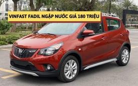 Bán VinFast Fadil giá 180 triệu, chủ xe thật thà: 'Xe ngập nước, muốn đi ngon nên khắc phục thêm'