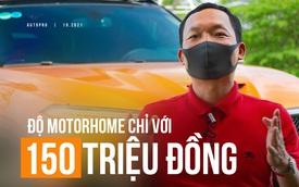 150 triệu đồng và 5 lần 7 lượt độ VinFast President thành xe dã ngoại độc nhất Việt Nam - Những khó khăn mà dân chơi Việt cần biết