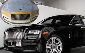 Rộ tin Rolls-Royce Ghost đầu tiên Việt Nam nâng cấp bản 2021: 'Made in Việt Nam' nhưng xịn không kém hàng thật, chi phí rẻ hơn 40 lần xe mới