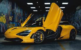 Bố rich kid 2005 'chốt kèo' chia tay McLaren 720S Spider: Bán xe không lấy tiền chỉ lấy lan, khẳng định sang năm mang về 2 siêu phẩm