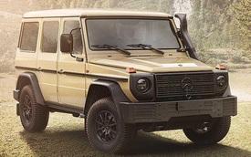 Mercedes-Benz trình làng G-Class phiên bản 'nhà binh'