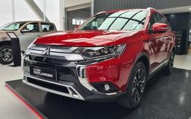 Loạt xe Mitsubishi tiếp tục giảm giá mạnh tại Việt Nam: Outlander và Pajero Sport đều được khuyến mại gần 70 triệu đồng