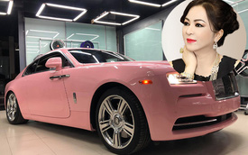 Khi 'streamer' Nguyễn Phương Hằng khoe Rolls-Royce: 'Đây là xe Trung Quốc, đáng mấy tiền, quan trọng người lái có đẹp hay không thôi'