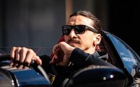 Soi BST xe 12 triệu USD Ibrahimovic: Nhìn đâu cũng thấy Ferrari, đếm 'sương sương' đã có vài siêu phẩm