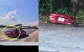 Sự thật về clip ô tô của nhóm Youtuber nổi tiếng lao như tên bắn trước khi gặp tai nạn: Phát hiện 2 điểm bất thường
