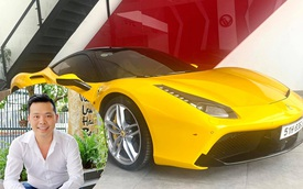 Doanh nhân ngành lan chia tay Ferrari 488 GTB, dọn chỗ đón Audi R8 V10 mui trần màu độc?