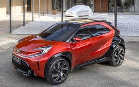 Toyota Aygo X - Xe gầm cao giá rẻ mới, dài ngang Wigo