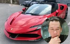 Chưa đầy 2 tháng sau khi khoe siêu xe 30 tỷ, đại gia Đức Huy tiếp tục giới thiệu 'em' mới 1,5 triệu đô