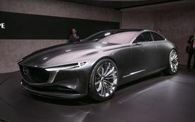 Mazda6 2022 sẽ lột xác hoàn toàn vào năm sau, có dẫn động cầu sau như BMW 3-Series mà nhiều fan mong mỏi