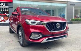 MG HS dọn kho giảm giá kỷ lục gần 240 triệu đồng tại đại lý: Đấu Hyundai Tucson nhưng bản 'full option' giá chỉ ngang Kona