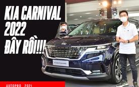 Trải nghiệm Kia Carnival 2022 bản 'full', máy dầu tại Việt Nam: Vua doanh số MPV cỡ lớn lột xác, tăng giá 150 triệu đồng nhưng 'option' miên man