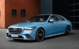 Mercedes-Benz S-Class bắt đầu có gói cá nhân hoá, khách mua được chọn tuỳ biến từ các chi tiết nhỏ nhất