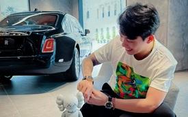 Minh Nhựa check-in tại đại lý Rolls-Royce Việt Nam, CĐM mong chờ siêu phẩm mới