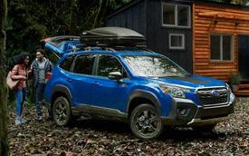 Subaru Forester thế hệ mới chốt lịch ra mắt: Có điểm chung với Toyota RAV4, mất chất 'Porsche châu Á'