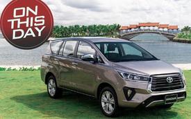 Ngày này năm xưa: Toyota Innova và Yaris nâng cấp lớn tại Việt Nam, 'ôm mộng' doanh số nhưng không thành