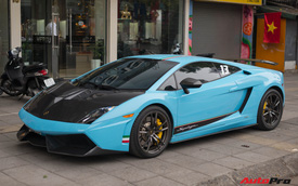 Bộ phận này khiến chủ nhân Lamborghini Gallardo LP570-4 Superleggera tại Hà Nội phải chi gần 4.000 USD để thay thế