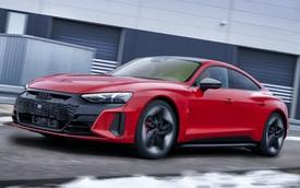 Audi cân nhắc ngừng phát triển động cơ xăng/diesel, chuyển hướng qua xe điện