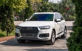 Audi Q7 mới ra mắt không lâu, xe cũ chạy lướt hạ giá rẻ hơn cả nửa tỷ đồng